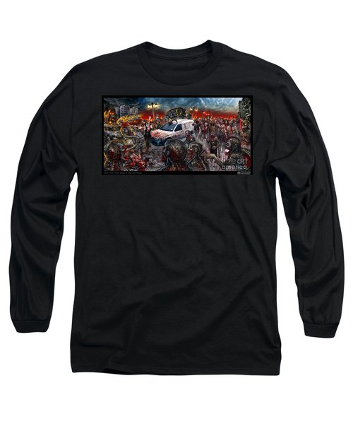 They Will Take Over If You Let Them Long Sleeve T-Shirt