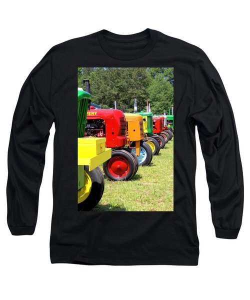 They're At The Gate Long Sleeve T-Shirt