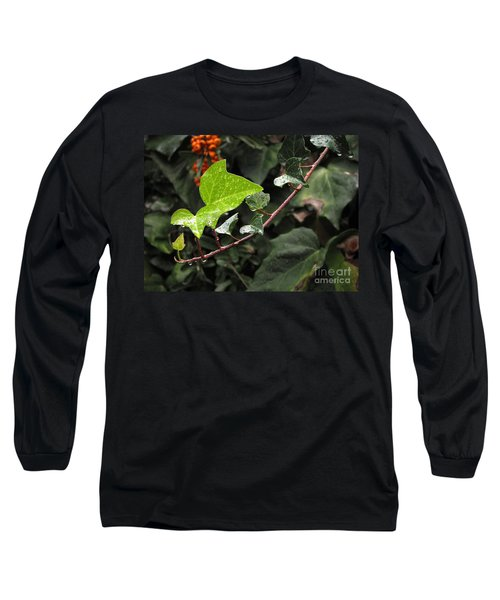Long Sleeve T-Shirt featuring the photograph Thirsty by Ellen Cotton
