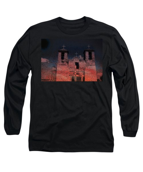 Long Sleeve T-Shirt featuring the digital art This  by Cathy Anderson