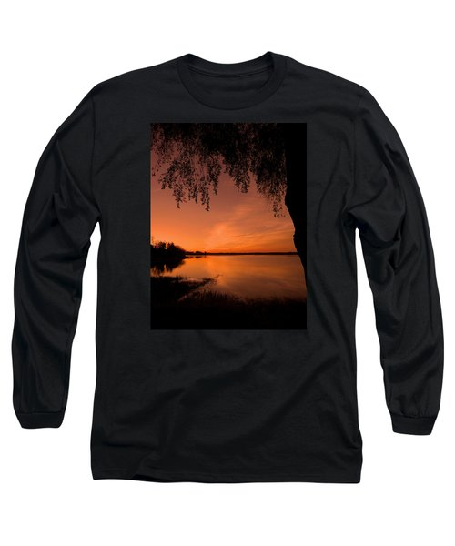 Long Sleeve T-Shirt featuring the photograph This Is A New Day ... by Juergen Weiss