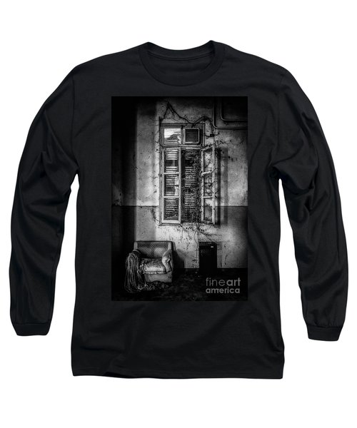 This Is The Way Step Inside II Long Sleeve T-Shirt by Traven Milovich