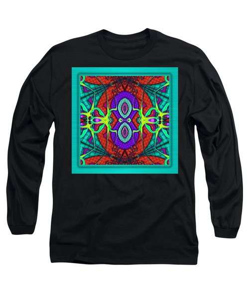 This Rough Magic 3 Long Sleeve T-Shirt by Wendy J St Christopher
