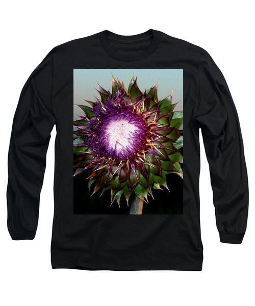 Thistle Night Long Sleeve T-Shirt