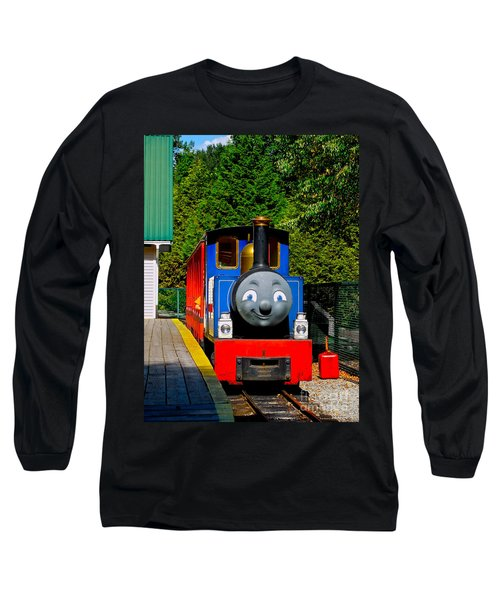 Thomas Long Sleeve T-Shirt by Sher Nasser