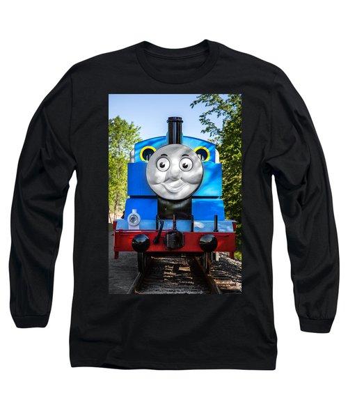 Thomas The Train Long Sleeve T-Shirt