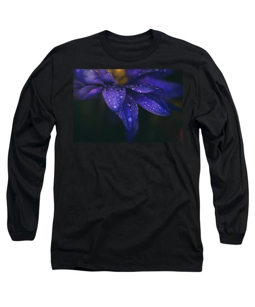 Long Sleeve T-Shirt featuring the photograph Those Tears You Cry by Laurie Search