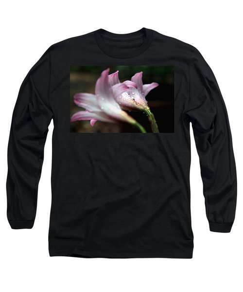 Three Of A Kind Back Long Sleeve T-Shirt by Greg Allore