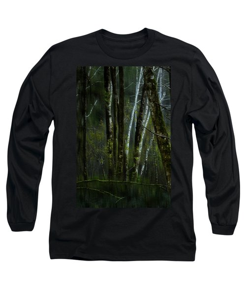 Through A Glass . . . Darkly Long Sleeve T-Shirt
