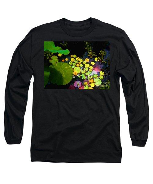 Through The Looking Glass Bristol Rhode Island Long Sleeve T-Shirt by Tom Prendergast