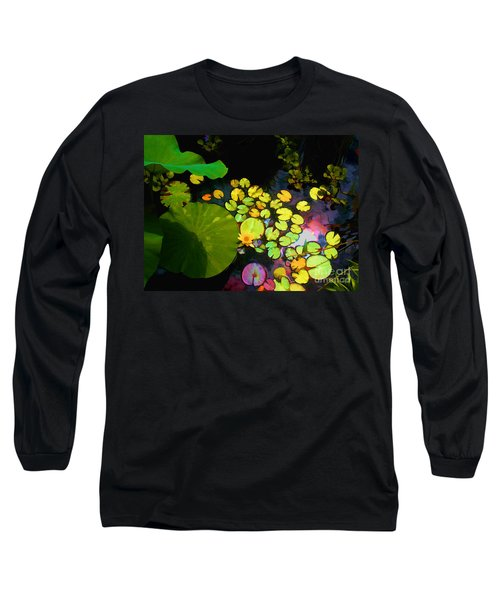 Through The Looking Glass Bristol Rhode Island Long Sleeve T-Shirt