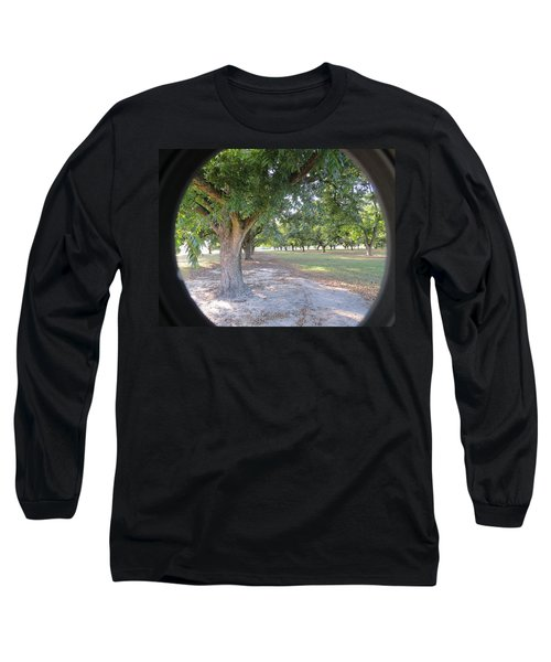 Through The Orchard Long Sleeve T-Shirt