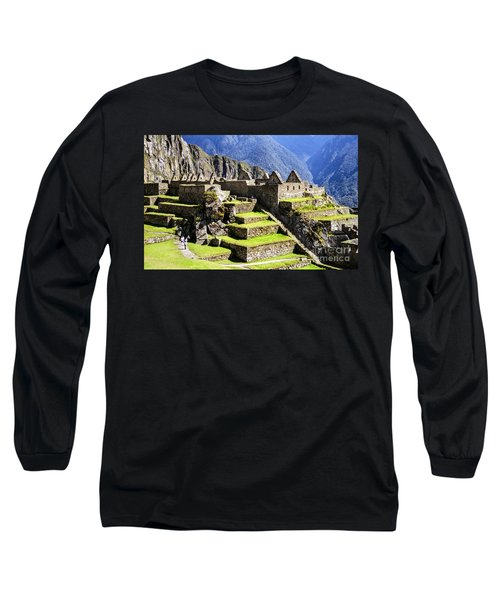 Tiers Long Sleeve T-Shirt