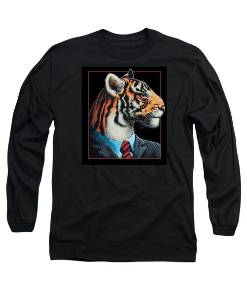 Tigerman Long Sleeve T-Shirt