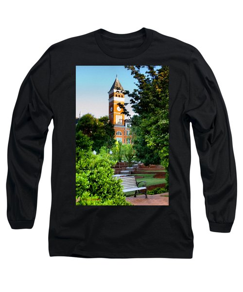 Tillman Hall Early Morning Long Sleeve T-Shirt
