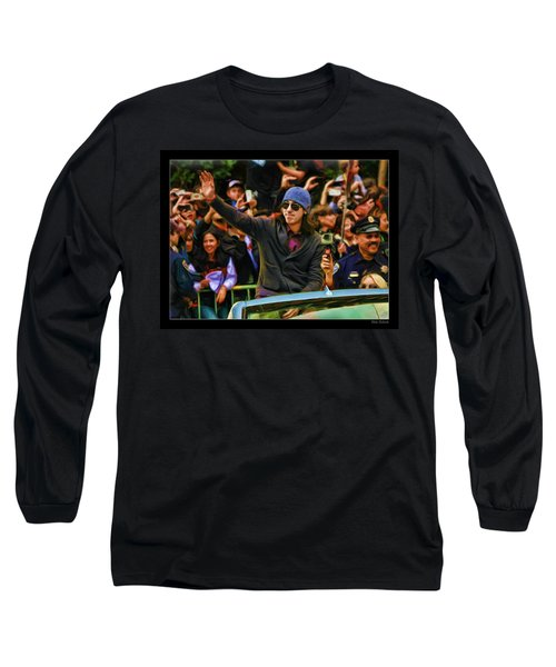 Tim Lincecum World Series 2012 Long Sleeve T-Shirt