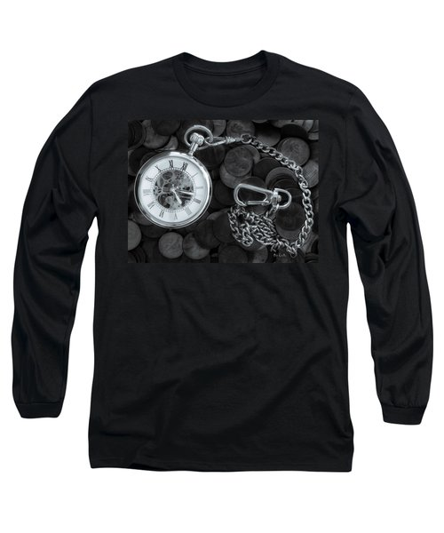 Time And Money Long Sleeve T-Shirt