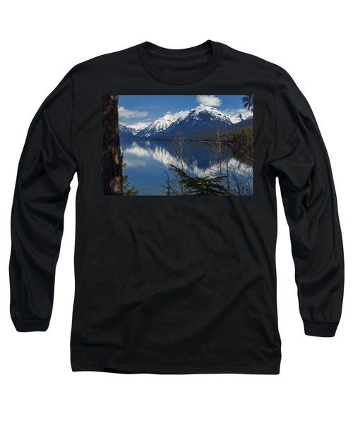 Time For Reflection Long Sleeve T-Shirt
