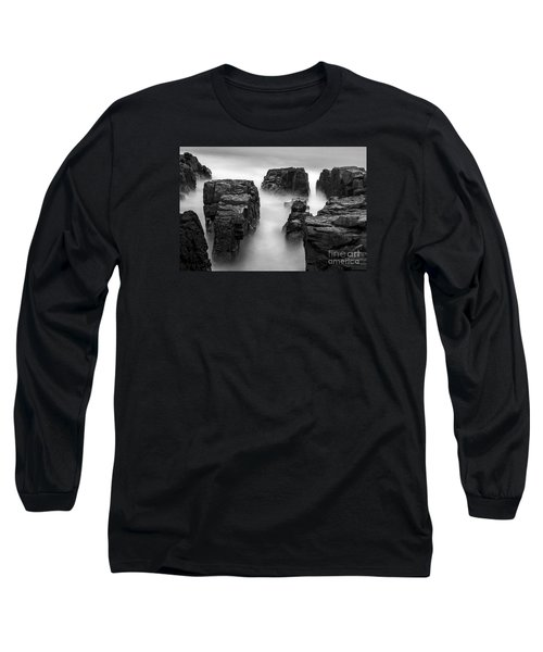 Long Sleeve T-Shirt featuring the photograph Time by Gunnar Orn Arnason