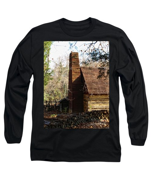 Time Past Long Sleeve T-Shirt