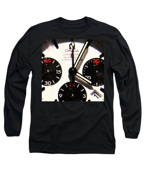 Time Piece - 5d20658 Long Sleeve T-Shirt