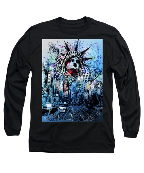 Times Square 2 Long Sleeve T-Shirt