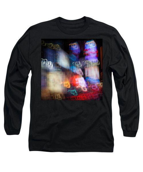Times Square Long Sleeve T-Shirt