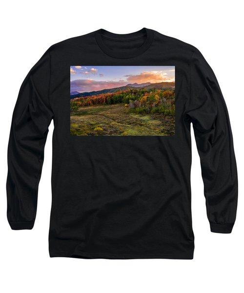 Timp Fall Glow Long Sleeve T-Shirt