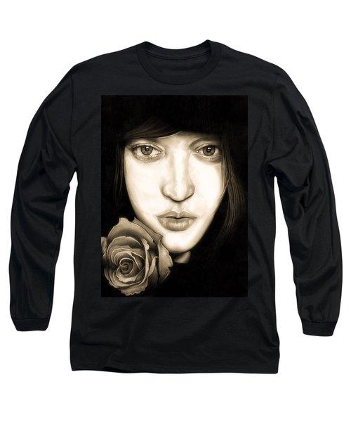 Tina Ayres Long Sleeve T-Shirt