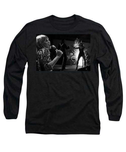 Tina Turner  Long Sleeve T-Shirt