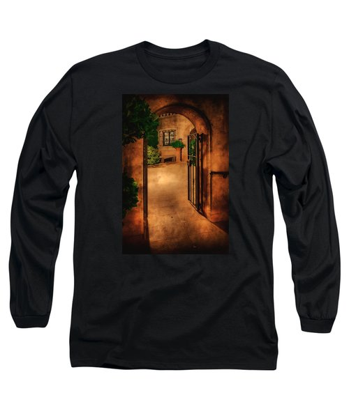 Tlaquepaque Long Sleeve T-Shirt by Priscilla Burgers