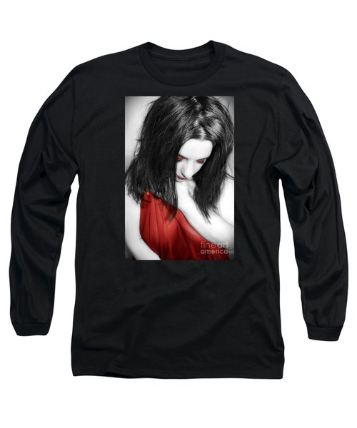 To Bring You My Love Long Sleeve T-Shirt by Heather King