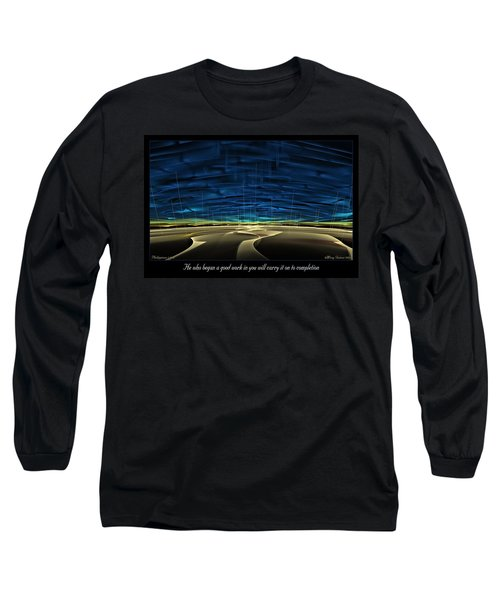 To Completion Long Sleeve T-Shirt