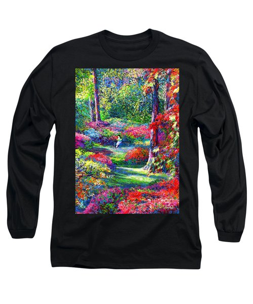 To Read And Dream Long Sleeve T-Shirt