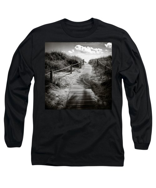To The Beach Long Sleeve T-Shirt