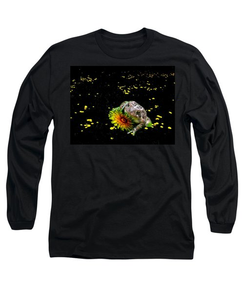 Toad In A Lions Den Long Sleeve T-Shirt