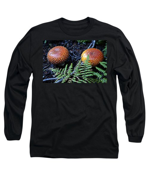 Toadstool Long Sleeve T-Shirt