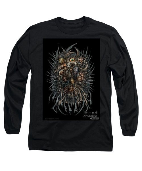 Together We Decay Long Sleeve T-Shirt