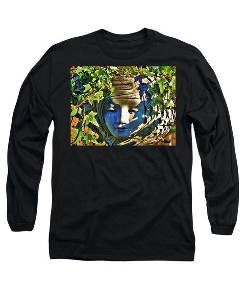 Told In A Garden Long Sleeve T-Shirt