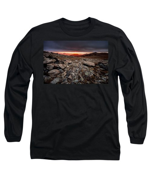 Tombstone Sunrise Long Sleeve T-Shirt