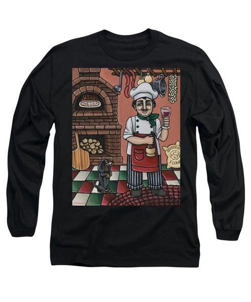 Tommys Italian Kitchen Long Sleeve T-Shirt
