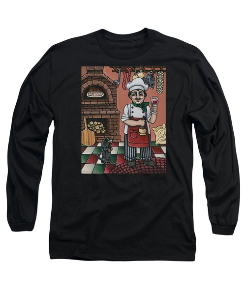 Tommys Italian Kitchen Long Sleeve T-Shirt