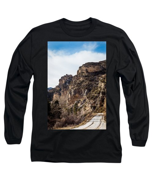 Tongue River Canyon Long Sleeve T-Shirt