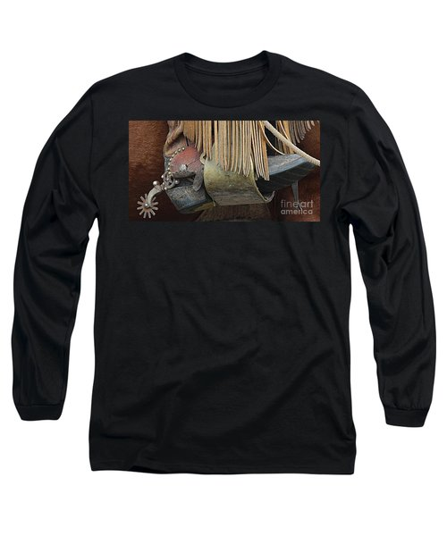Long Sleeve T-Shirt featuring the photograph Tools Of The Trade by Ann E Robson