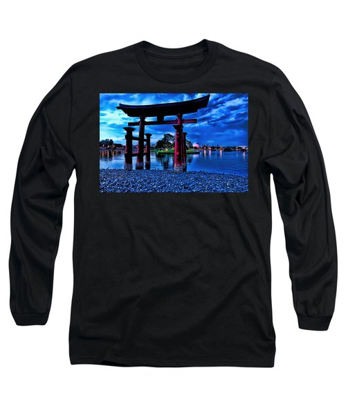 Torii Gate 2 Long Sleeve T-Shirt