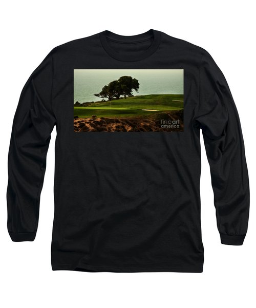 Torrey Pines Golfcourse Long Sleeve T-Shirt