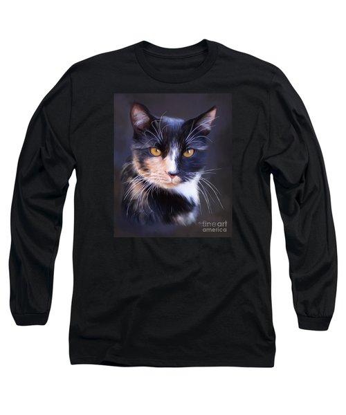 Tortoiseshell Long Sleeve T-Shirt