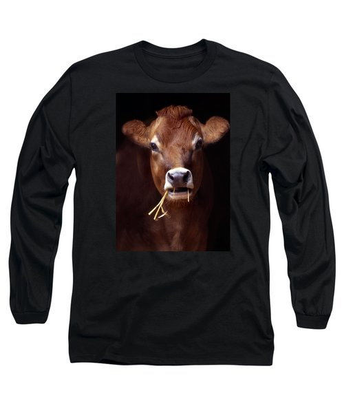 Toupee Long Sleeve T-Shirt