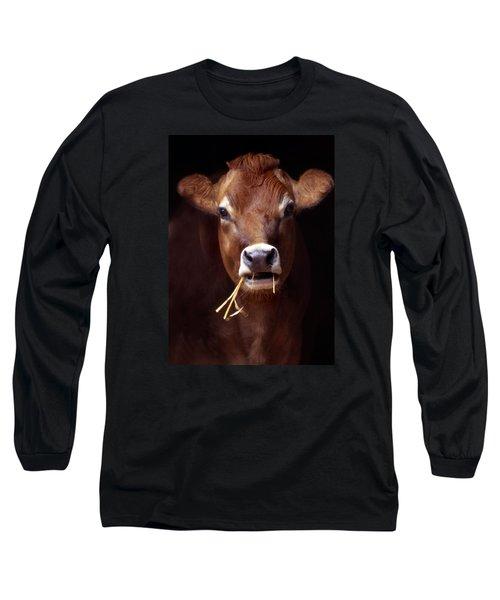 Toupee Long Sleeve T-Shirt