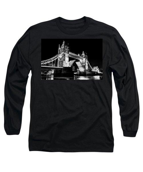 Tower Bridge Opening Long Sleeve T-Shirt